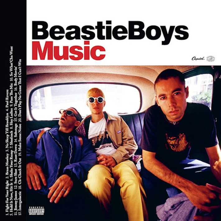Beastie Boys - Solid gold hits-Revisited, 1CD, 2020
