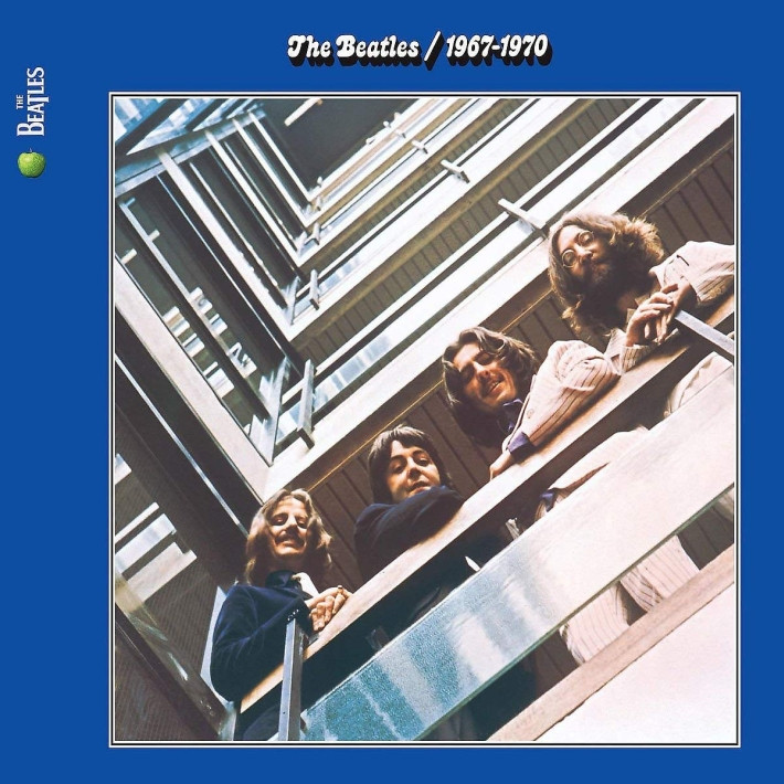 The Beatles - The Beatles 1967-1970, 2CD, 2010