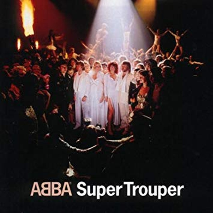Abba - Super trouper, 1CD, 1980