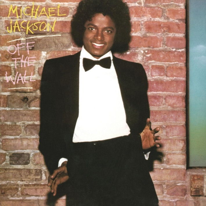 Michael Jackson - Off the wall, 1CD (RE), 2015