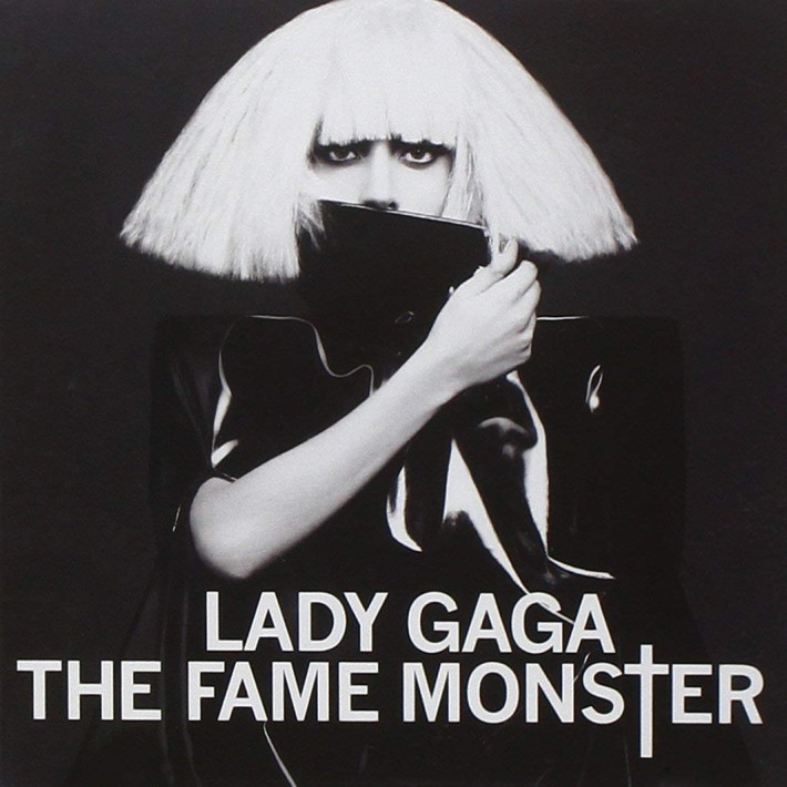 Lady Gaga - The fame monster, 2CD, 2009