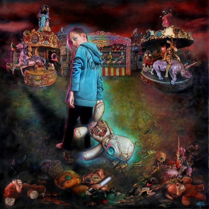 Korn - The serenity of suffering, 1CD, 2016