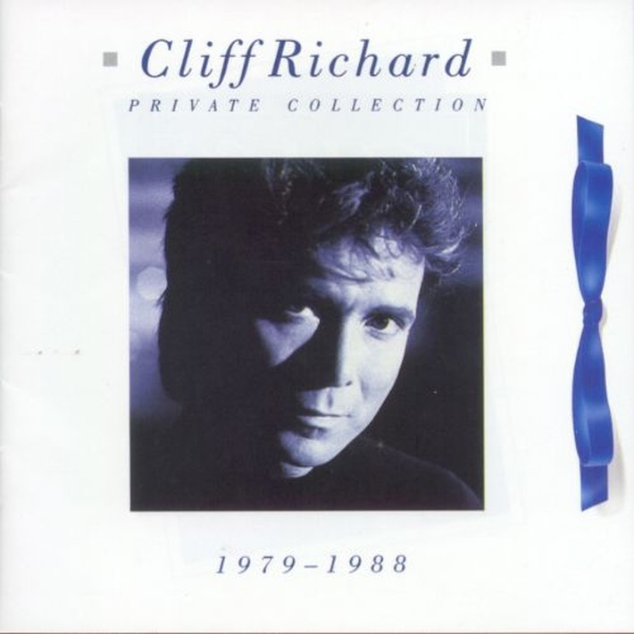Cliff Richard - Private collection-1979-1988, 1CD, 1988