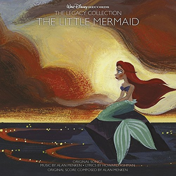 Soundtrack - The legacy collection-The Little Mermaid, 2CD, 2014