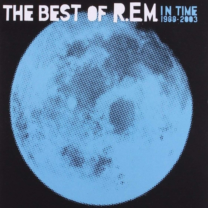 REM - The best of R.E.M. (In time 1988-2003), 1CD, 2003