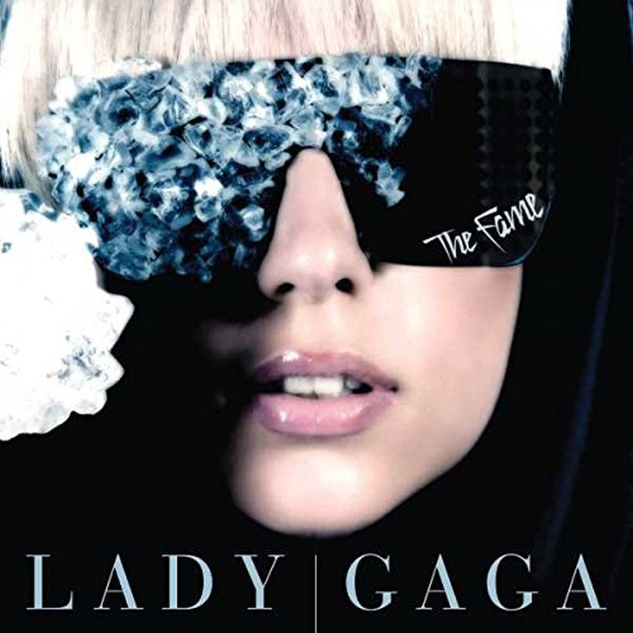 Lady Gaga - The fame, 1CD, 2008