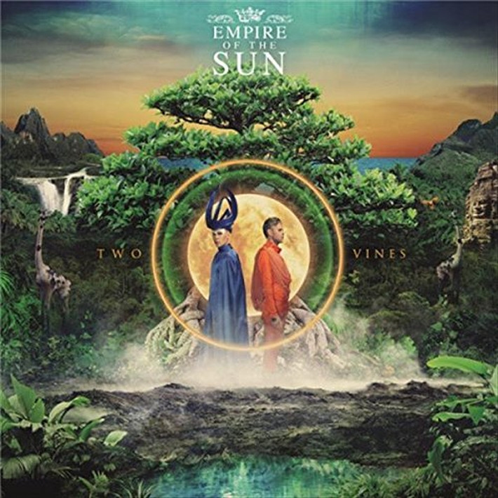 Empire Of The Sun - Two vines, 1CD, 2016