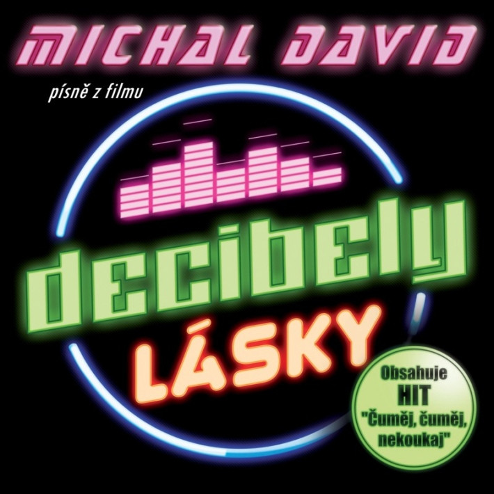 Soundtrack - Michal David - Decibely lásky, 1CD, 2016
