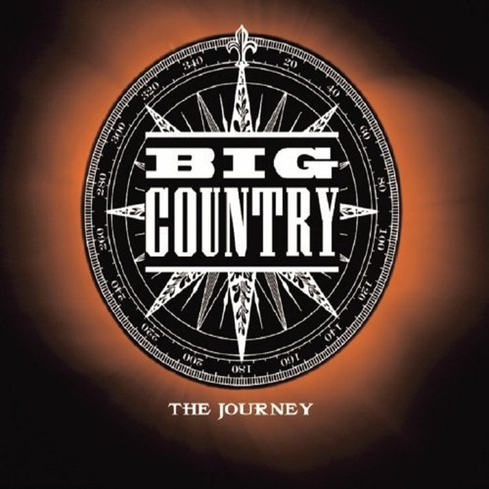 Big Country - The journey, 1CD, 2013