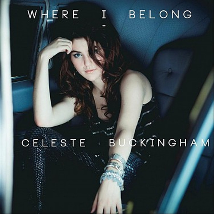 Celeste Buckingham - Where I belong, 1CD, 2013