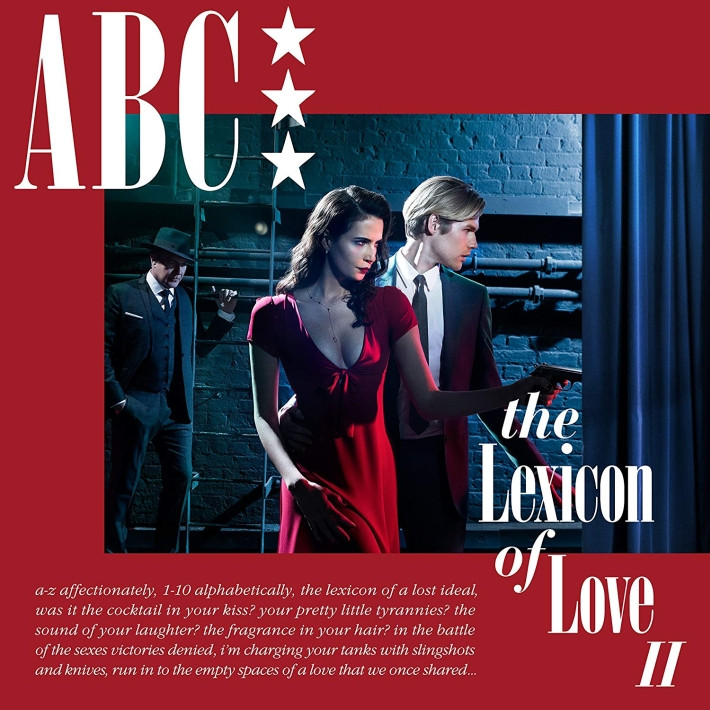 ABC - The lexicon of love II (2), 1CD, 2016