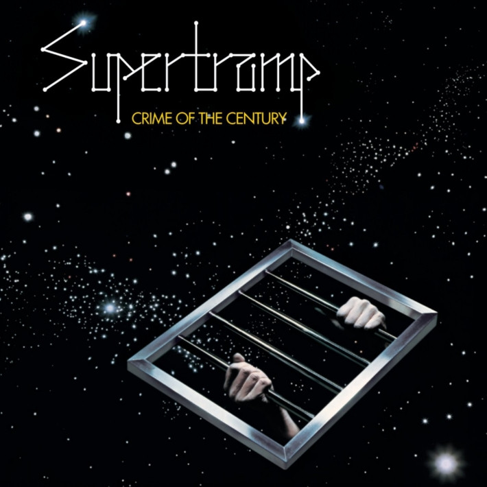 Supertramp - Crime of the century, 1CD (RE), 2014