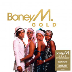 Boney M. - Gold, 3CD, 2019