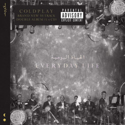 Coldplay - Everyday life,...