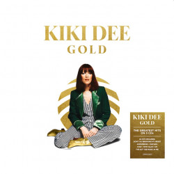 Kiki Dee - Gold, 3CD, 2019