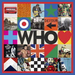 The Who - Who, 1CD, 2019
