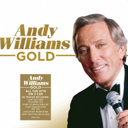 Andy Williams - Gold, 3CD,...