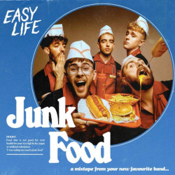 Easy Life - Junk food, 1CD,...