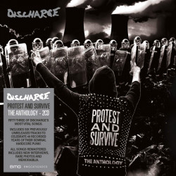 Discharge - Protest and...