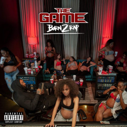 The Game - Born 2 rap, 2CD,...