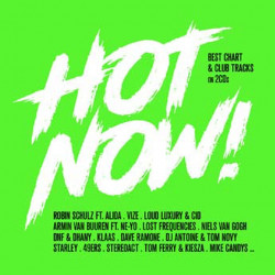Kompilace - Hot now, 2CD, 2020