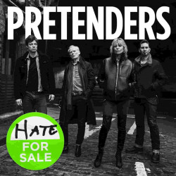 Pretenders - Hate for sale,...