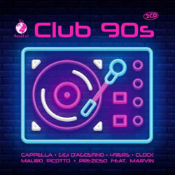 Kompilace - Club 90s, 2CD,...