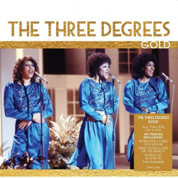 The Three Degrees - Gold,...