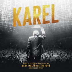 Soundtrack - Karel, 2CD, 2021