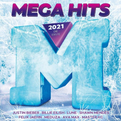 Kompilace - Mega hits 2021,...