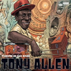 Tony Allen - There is no...