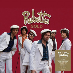 The Rubettes - Gold, 3CD, 2021