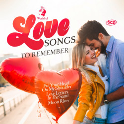Kompilace - Love songs to...