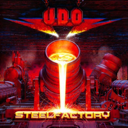 U.D.O. - Steelfactory, 1CD,...