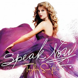 Taylor Swift - Speak now,...