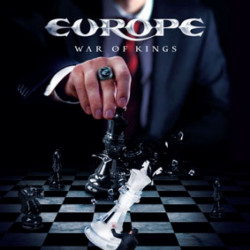 Europe - War of kings, 1CD,...