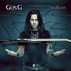 Gus G. - Fearless, 1CD, 2018