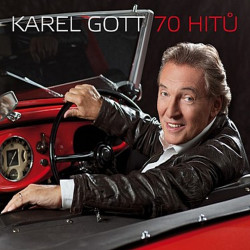 Karel Gott - 70 hitů, 3CD,...