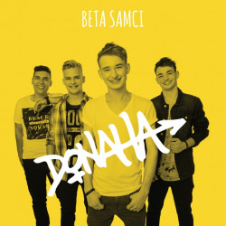 Donaha - Beta samci, 1CD, 2015