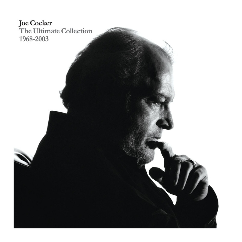 Joe Cocker Ultimate Collection: The Ultimate Collection 1968-2003, 2CD, 2003