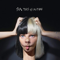 Sia - This is acting, 1CD,...