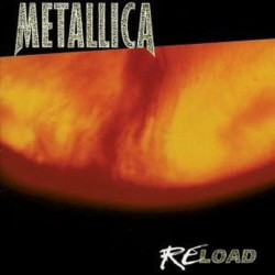 Metallica - ReLoad, 1CD, 1997