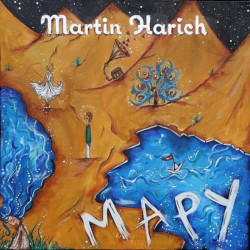 Martin Harich - Mapy, 1CD,...