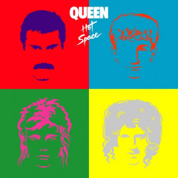 Queen - Hot space, 1CD...