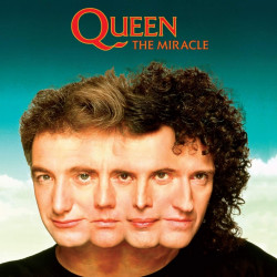 Queen - The miracle, 1CD...