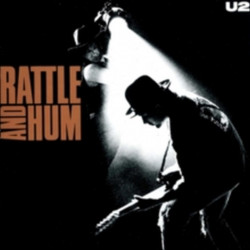 U2 - Rattle and hum, 1CD...