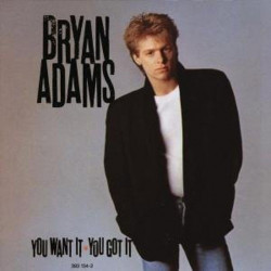 Bryan Adams - You want it...
