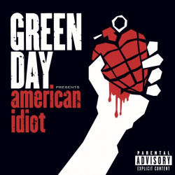 Green Day - American idiot,...