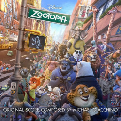Soundtrack - Zootopia, 1CD,...