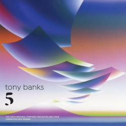 Tony Banks - Five, 1CD, 2018